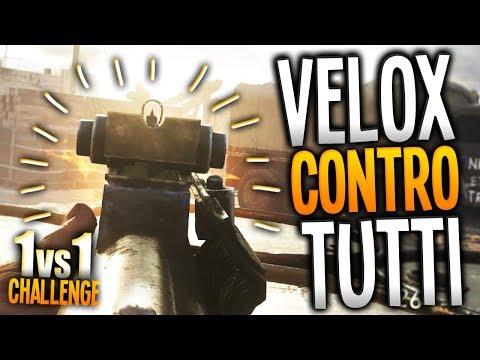 VELOX CONTRO TUTTI!!   1 vs 1 CONTRO SCONOSCIUTI SU WWII !!