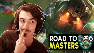 RETURN OF THE NAUGHTY BOY - Road to Masters S7 Ep6 - League of Legends