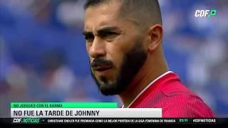 ¡El Karma de Johnny Herrera!
