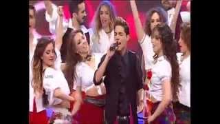 """Mihai Mărgineanu - """"Jelem Jelem"""". Interpretarea lui Cristian Goaie, la X Factor!"""