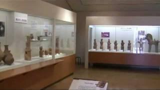 深谷市畠山と周辺の史跡めぐり-01川本出土文化財管理センター