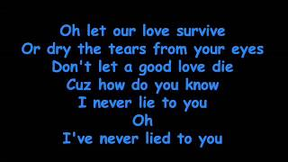 Martina McBride - Suspicious Mind lyrics