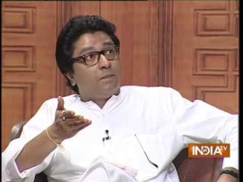 Raj Thackeray Takes On Nitish Kumar In Aap Ki Adalat