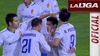 Resumen de Real Zaragoza (3-2) RCD Mallorca - HD