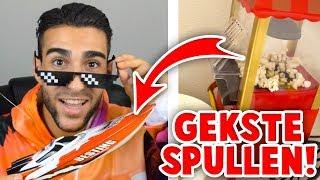 POPCORN MACHINE & SPEEDBOOT VOOR 20 EURO! - Shoppen met Peys - afl. 10