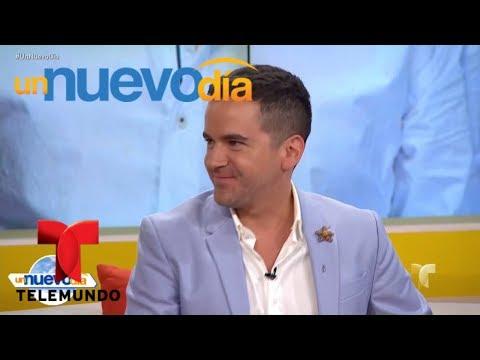 ¡Mauricio Mancera se suma a la familia de Un Nuevo Día! | Un Nuevo Día | Telemundo