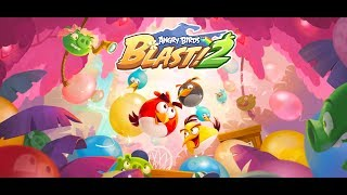 We're Re-Building The Island! | Angry Birds Blast 2 #1