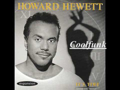 Howard Hewett - For The Lover In You (Ballad 1994) mp3