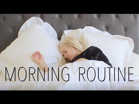 SPRING MORNING ROUTINE!   Macy Kate