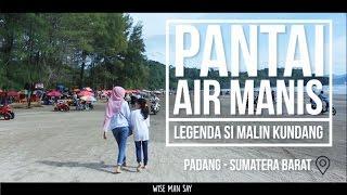 [1.02 MB] PANTAI AIR MANIS - LEGENDA SI MALIN KUNDANG - PADANG, SUMATERA BARAT - CANT HELP FALLING IN LOVE