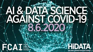 AI and Data Science against COVID-19: part 3