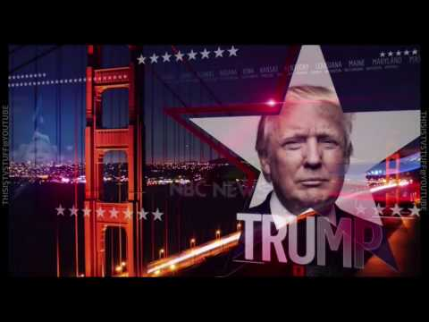 NBC News - Decision Night in America 2016 - Opening
