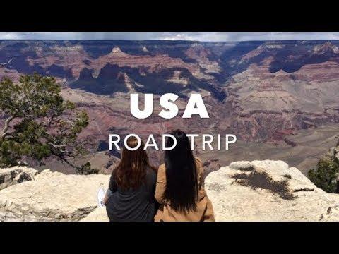 USA ROAD TRIP | TUCSON, HOOVER DAM, LAS VEGAS, GRAND CANYON