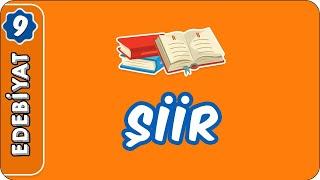 Şiir  9. Sınıf Edebiyat