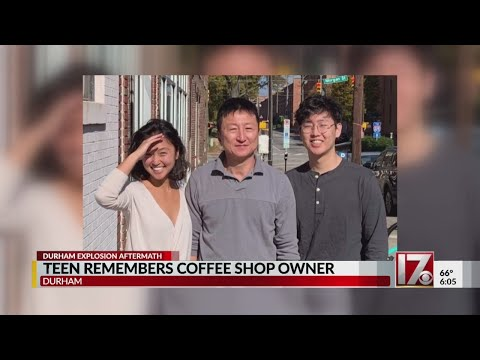 Durham School of the Arts students remember shop owner killed in explosion