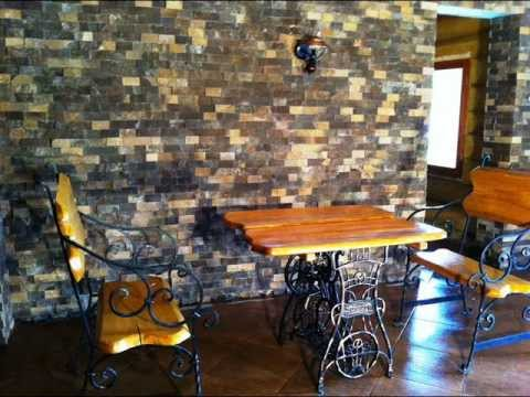 naturstein wandverkleidungen youtube. Black Bedroom Furniture Sets. Home Design Ideas