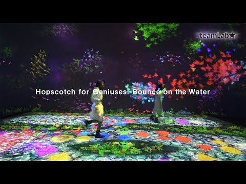 Hopscotch for Geniuses: Bounce on the Water