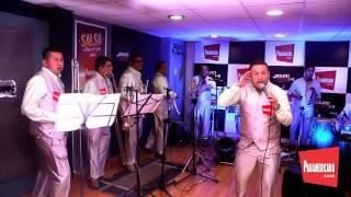 Mangú -  Por amarte así (En vivo para Radio Panamericana)