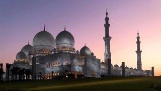 Отзыв о Абу-Даби.Персидский залив