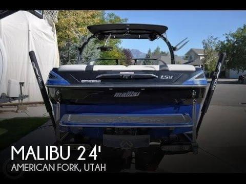 [UNAVAILABLE] Used 2007 Malibu Wakesetter 247 LSV in American Fork, Utah
