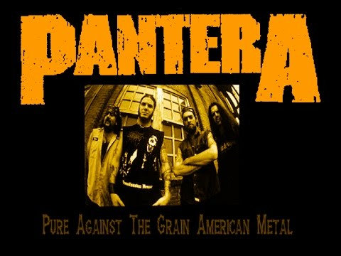 PANTERA  Playlist  Best Of  34 songs