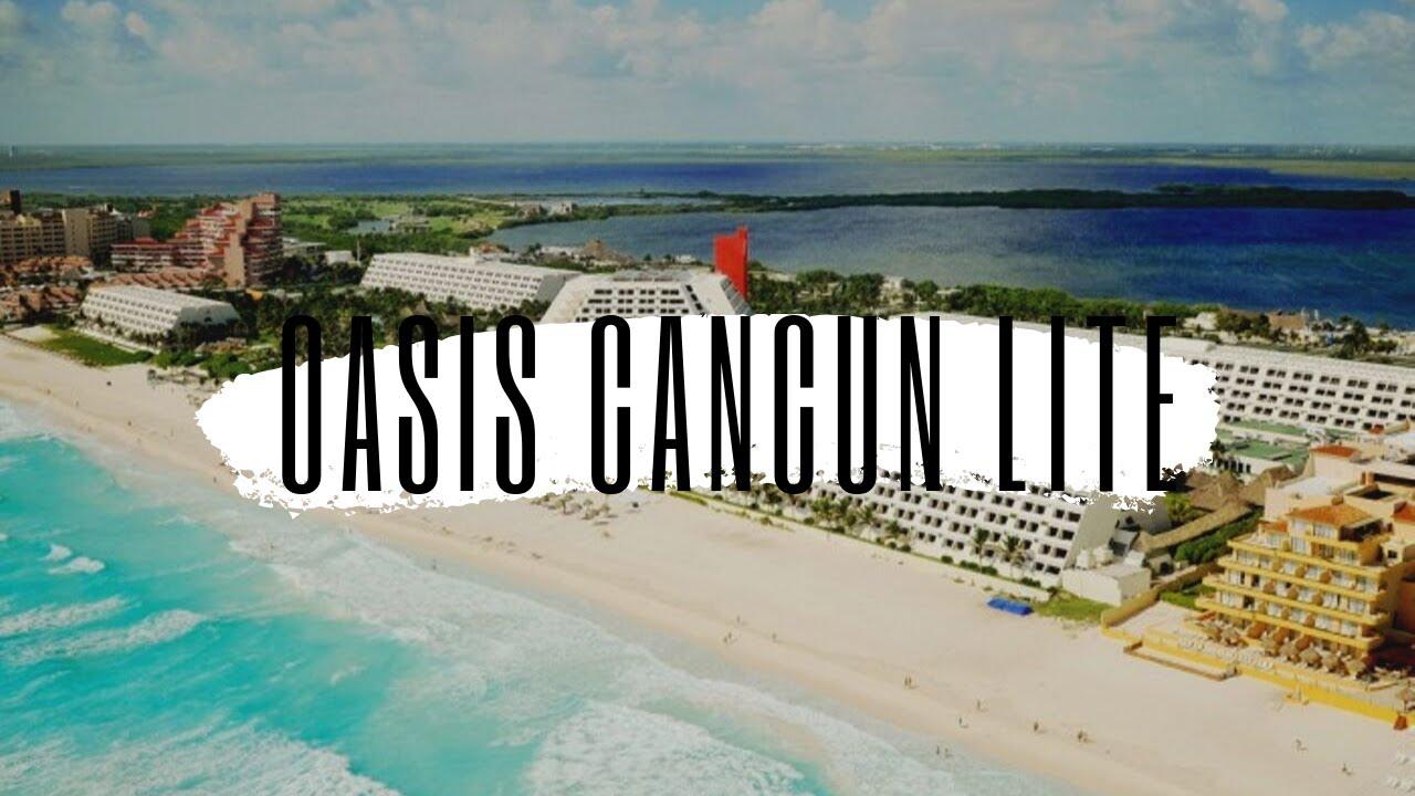 Grand Oasis Cancun Spring Break 2020.Oasis Cancun Lite Spring Break 2020 Go Blue Tours
