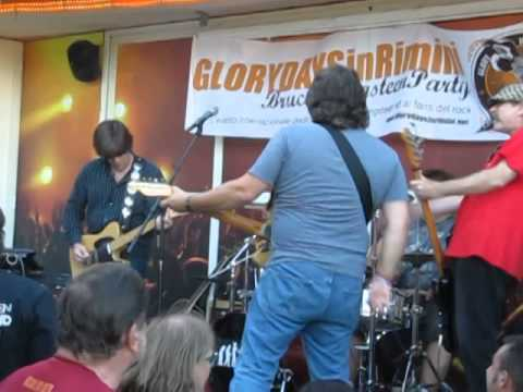 Glory Days 2014 - Johnny Bye Bye - Joe D'Urso & Stone Caravan