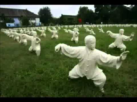"A Most Beautiful  Music ... "" TAI CHI ""....by Paul Hertzog from the MV  KICKBOXER !"
