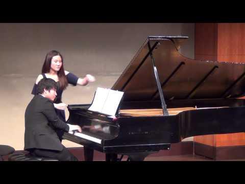 Student Composer Concert Apr.4 2013 Manhattan School of Music