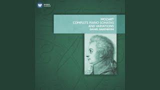 Piano Sonata No. 9 in D, K.311: III. Rondo. Allegro