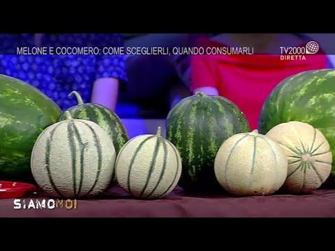 Siamo Noi - Freschi, buoni e salutari: meloni e angurie, i frutti dell'estate
