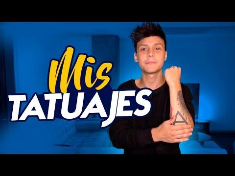 MIS TATUAJES // Mario Ruiz