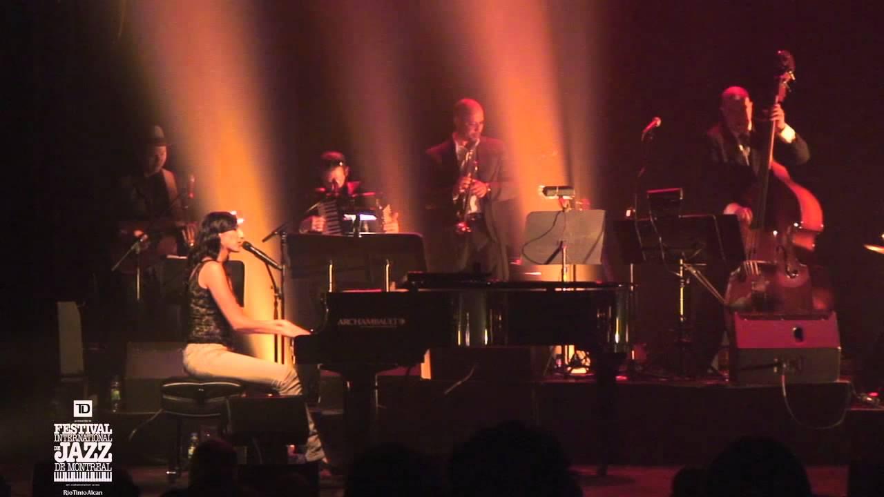 Florence K (20110625) Festival International De Jazz De Montréal