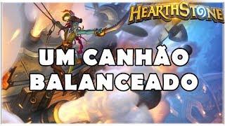 HEARTHSTONE - UM CANHÃO BALANCEADO! (STANDARD PIRATE ROGUE)