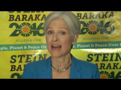 Jill Stein Took Down Clinton and Trump in Her Final Debate