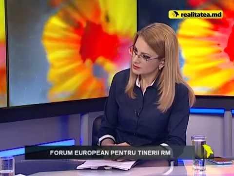 European Yourh Forum in Moldova, May 2016