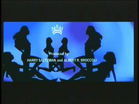 On Her Majesty's Secret Service (1969) Opening Titles