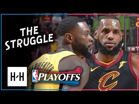 LeBron James Triple-Double Full Game 1 Highlights vs Pacers 2018 Playoffs - 24 Pts, 10 Reb, 12 Ast