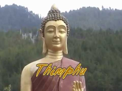 Thimphu City Complete Sightseeing Full Movie