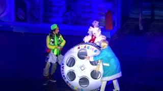 Крокус Сити Холл Новогоднее шоу Ну погоди Поймай звезду