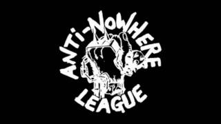 Watch Antinowhere League Fucked Up  Wasted video
