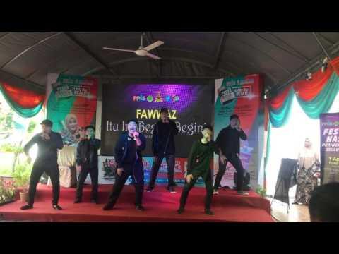 JOHAN Festival Nasyid Negeri Selangor 2017 - Fawwaz