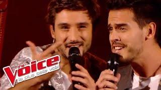Charles Aznavour – Je m'voyais déjà | Fréro Delavega | The Voice France 2014 | Quarts-de-finale
