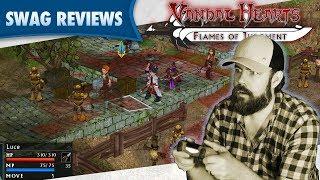 REVIEW: Vandal Hearts, Flames of Judgement (XBLA, PSN)