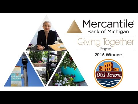 Mercantile Bank | Giving Together Contest