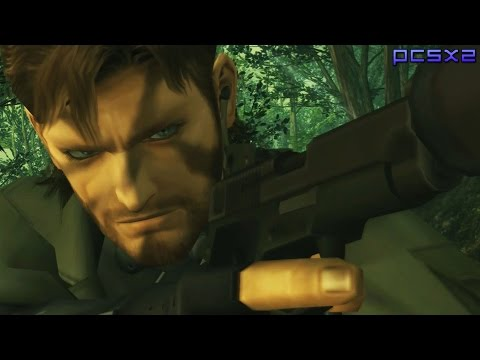 Metal Gear Solid 3: Snake Eater - PS2...
