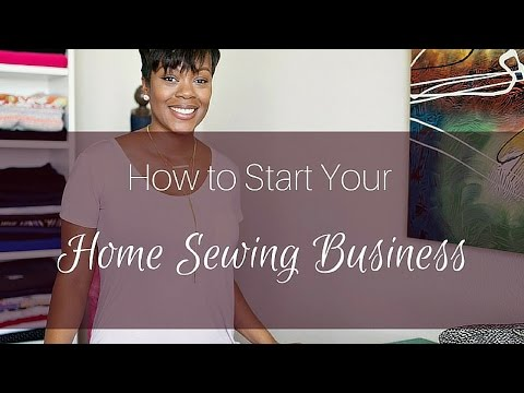 Complete Guide To Sewing Jobs From Home