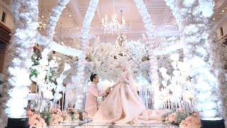 PRINCESS MEIRA DREAM WEDDING - Resepsi Ixora & Meira (Full Version)