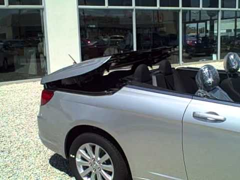 2011 Chrysler 200 convertible at Family Chrysler Jeep Dodge in ...