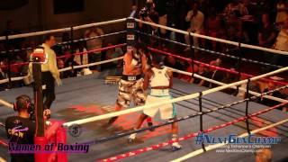 WBC Silver Super Middleweight Bout - Shields vs. LeBlanc
